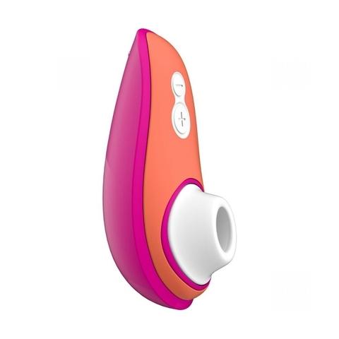 Womanizer Liberty Lily Allen розовый Бесконтактный клиторальный стимулятор