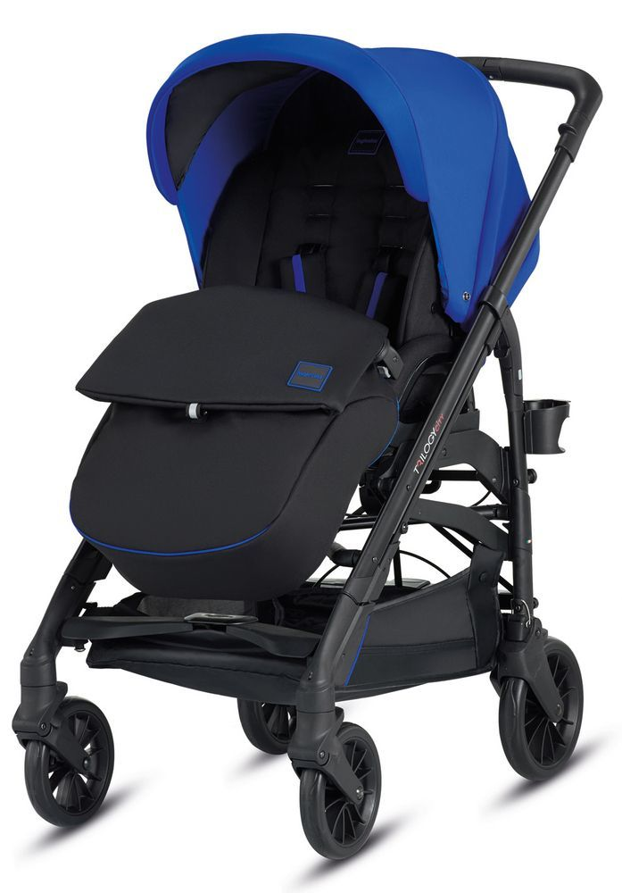 Прогулочная коляска Trilogy, цвет SPLASH BLUE
