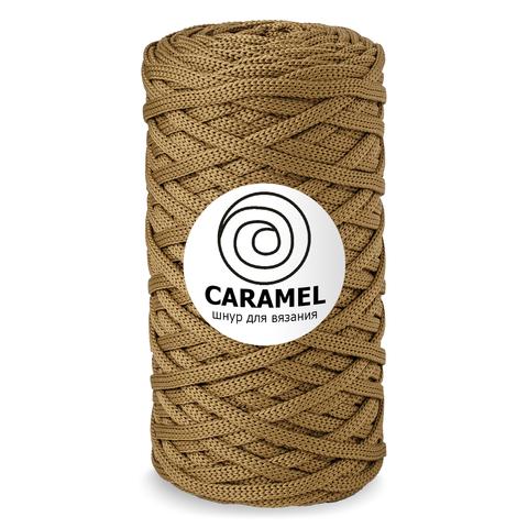 Полиэфирный шнур Caramel Песочный