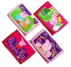 Кошелек детский Розовая Свинка из мультфильма