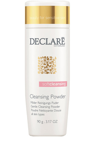 Declare Cleansing Powder-Мягкая очищающая пудра