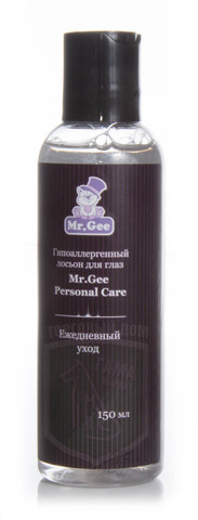 Гипоаллергенный лосьон д/глаз Mr.Gee 150мл