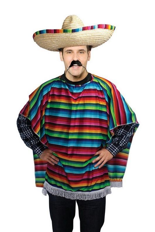 Мексиканское Пончо