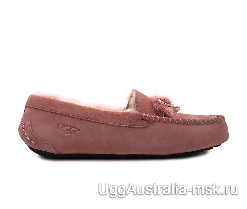 UGG Dakota Peare Dark Pink