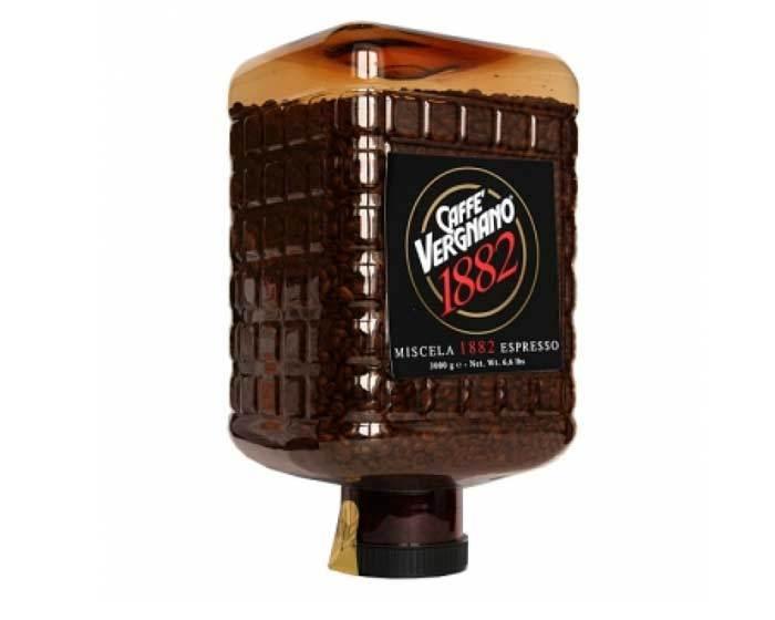 Кофе в зернах Vergnano Miscela 1882 Espresso, 3 кг