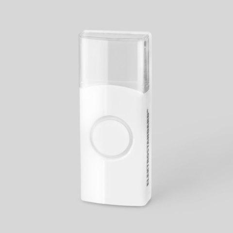 Кнопка для беспроводного звонка DBB01WL Белый DBB01WL