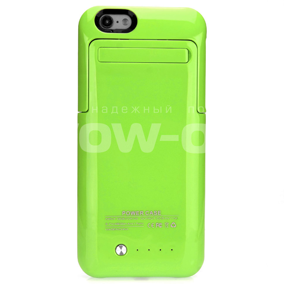 Power Case для iPhone 6/6s (вид 1) 4600mAh оптом