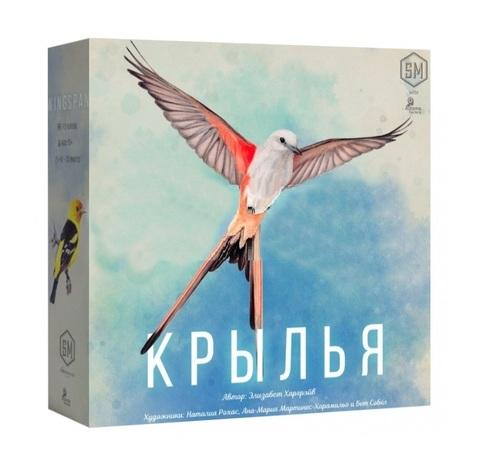 Настольная игра Крылья (Wingspan)