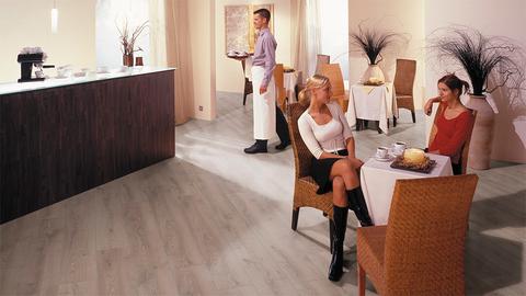 Ламинат My Floor Residence Дуб Лэйк серый ML 1023