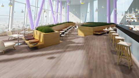 Винил Tarkett Lounge CHARANGO планка 152,4х914,4  | TARKETT