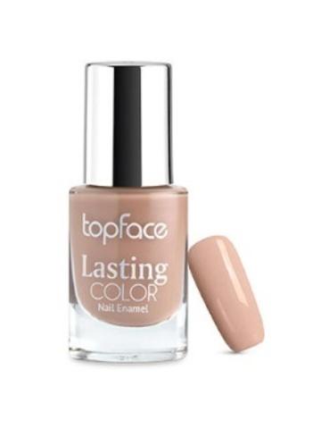 Topface Лак для ногтей Lasting color тон 09, кофе с молоком - PT104 (9мл)