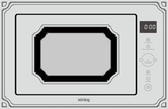 Микроволновая печь Korting KMI 825 RGW