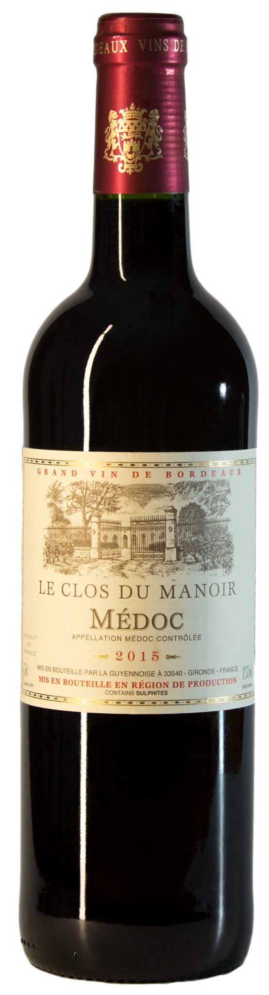 Le Clos du Manoir AOC Medoc
