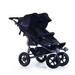 Прогулочная коляска для двойни TFK Twin Adventure 2019