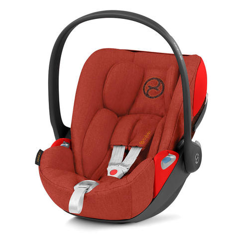 Автокресло Cybex Cloud Z i-Size Autumn Gold Plus