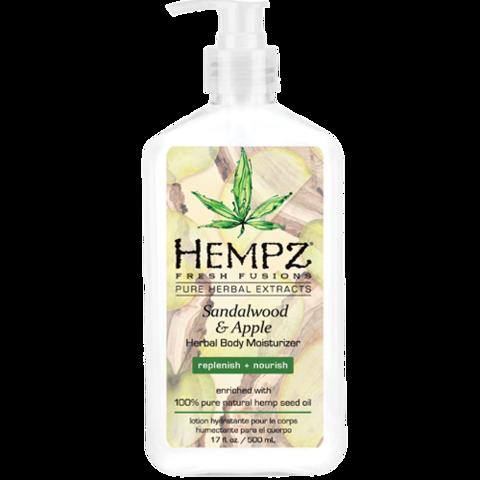 Молочко для тела увлажняющее Сандал и Яблоко / Hempz Sandalwood & Apple Herbal Body Moisturizer