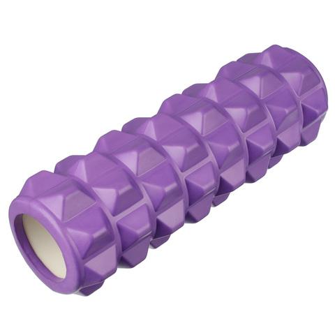 Masaj roliki \ Massage roller \ Массажный ролик PVC, EVA (bənövşəyi)