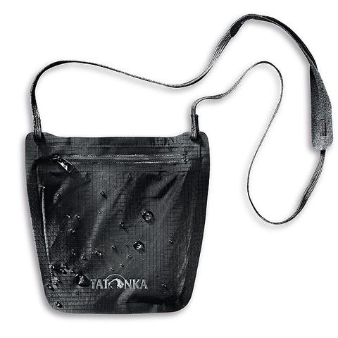 Картинка кошелек нашейный Tatonka WP Neck Pouch black - 1