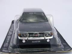 Tatra 613 black 1:43 DeAgostini Auto Legends USSR #160