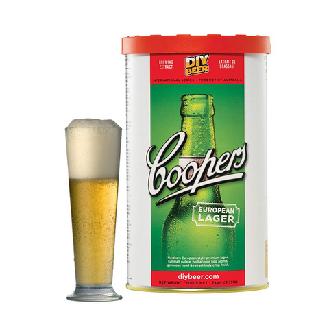 Экстракт COOPERS European Lager 1,7 кг