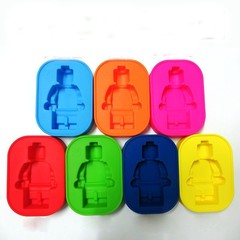 Форма силиконовая Лего Человечки