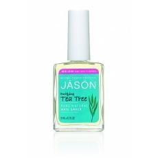 Jason Терапевтическая линия для кожи тела: Раствор Чайного Дерева для ногтей (Tea Tree Nail Saver), 15мл
