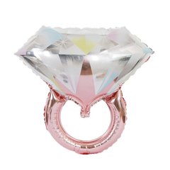 К мини-фигура, Кольцо с бриллиантом / 5 шт. /