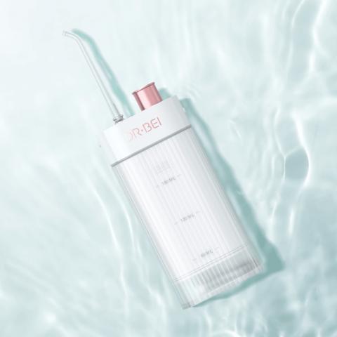 Ирригатор DR.BEI Портативный ирригатор DR.BEI Portable Water Flosser GF3 белый