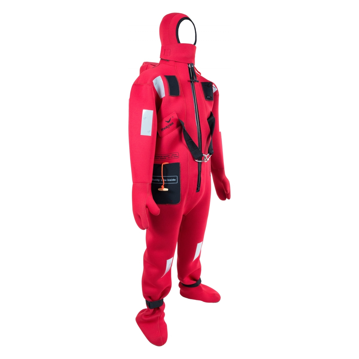 Solas insulated immersion suit