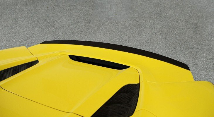 Обвес Novitec для Ferrari 488 GTB