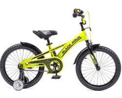 Велосипед Black Aqua Velorun 16