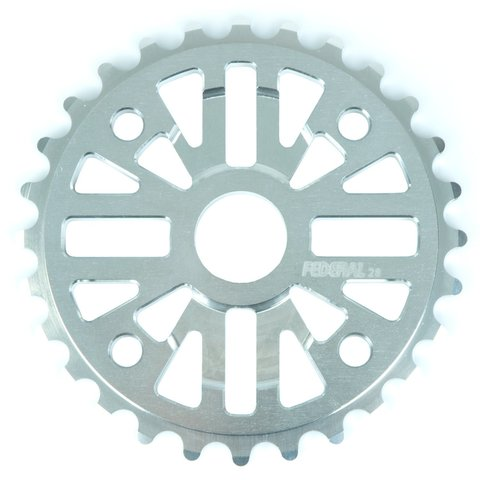 BMX Звезда Federal Command Sprocket 28T Silver