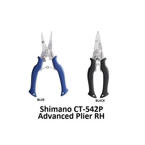 Пассатижи SHIMANO CT-542P BLUE