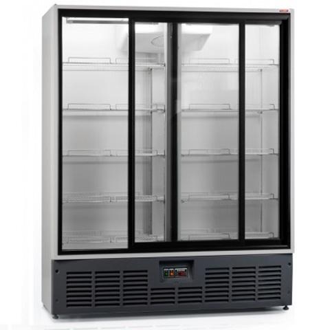 Холодильный шкаф RAPSODY  R1400 MC (2 створки купе)  0С … +8С