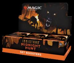 Дисплей Set Booster'ов «Innistrad: Midnight Hunt»