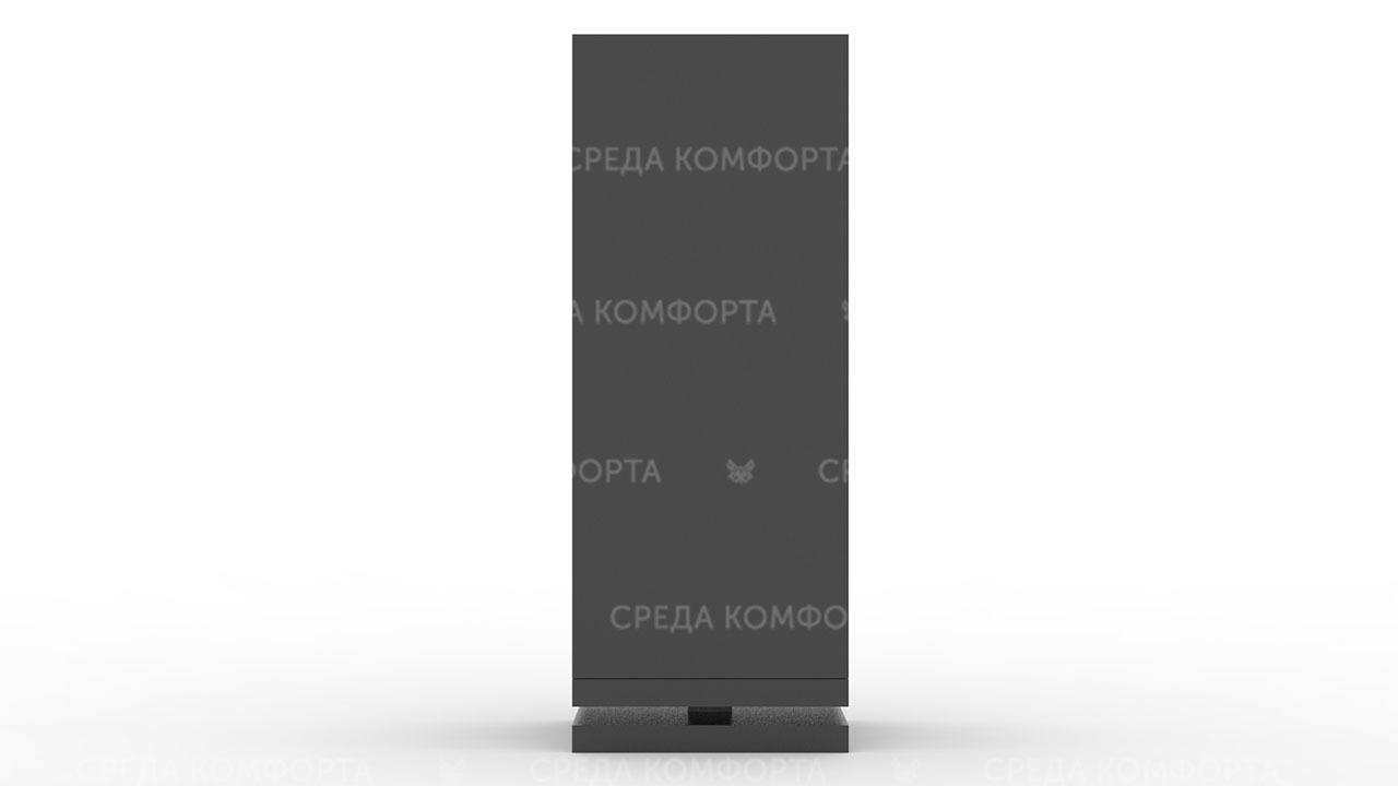 Урна металлическая уличная URN0093