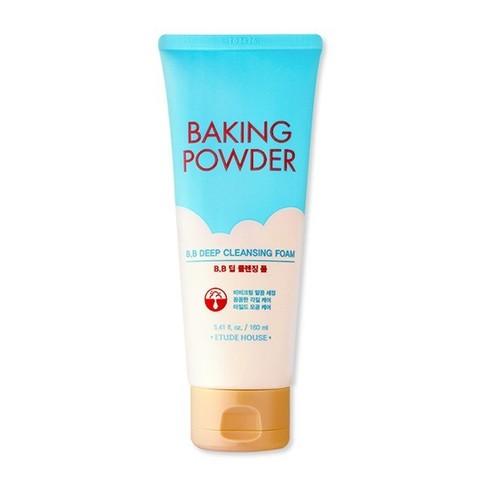 Пенка для умывания усиленная с содой Etude House Baking Powder BB Deep Cleansing Foam (160 мл.)