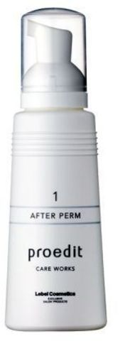 Сыворотка для волос PROEDIT CARE WORKS 1/AFTER PERM, 500 мл.