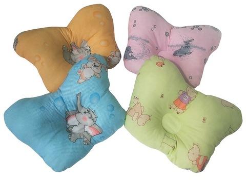 Подушка для новорожденного анатомическая