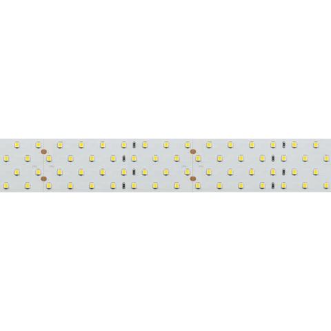 Светодиодная лента RT 2-2500 24V White6000 4x2 (2835, 700 LED, LUX) (ARL, 30 Вт/м, IP20)