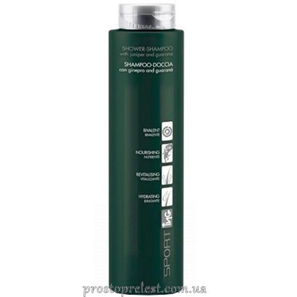ING Professional Sport-Ing Shower Shampoo - Мужской шампунь-гель для душа