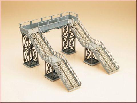 Пешеходный мост, (H0)