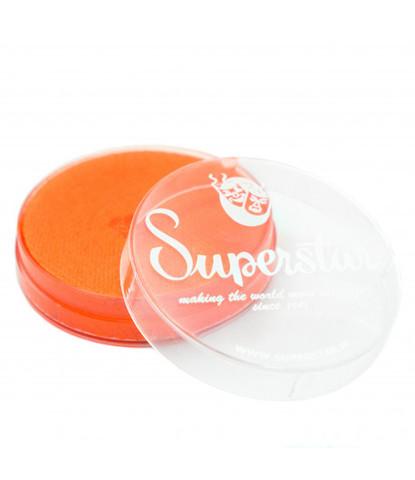 136 Аквагрим Superstar 16 гр перламутровый оранжевый
