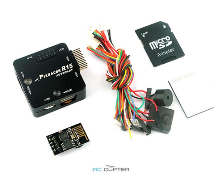 Полётный контроллер Pixracer R15 Autopilot