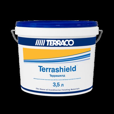 Terraco Terrashild/Террако Террашилд высококачественная акриловая краска для фасадных работ