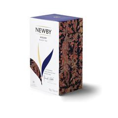 Чай Newby Assam черный 25 пакетиков
