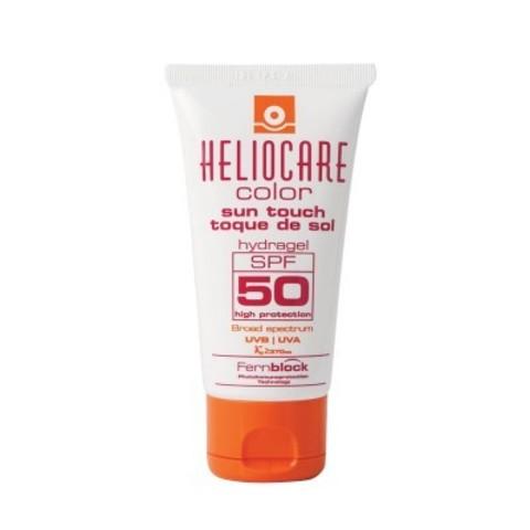 HELIOCARE COLOR SUN TOUCH HYDRAGEL SPF 50 – ТОНАЛЬНЫЙ СОЛНЦЕЗАЩИТНЫЙ ГИДРОГЕЛЬ С SPF 50 (LIGHT)