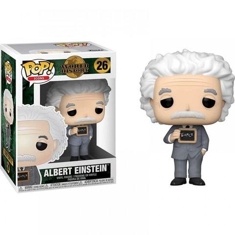 Albert Einstein Funko Pop! Vinyl Figure || Альберт Эйнштейн