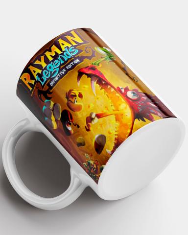 Кружка Rayman Legends
