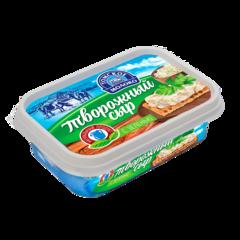"""Сыр творожный """"Томское молоко"""" с зеленью 180г"""